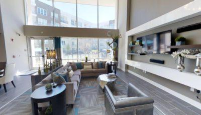 Apartment Club House 3D Model